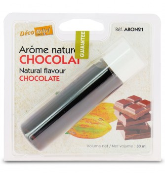 Natural Flavor Chocolate 30ml