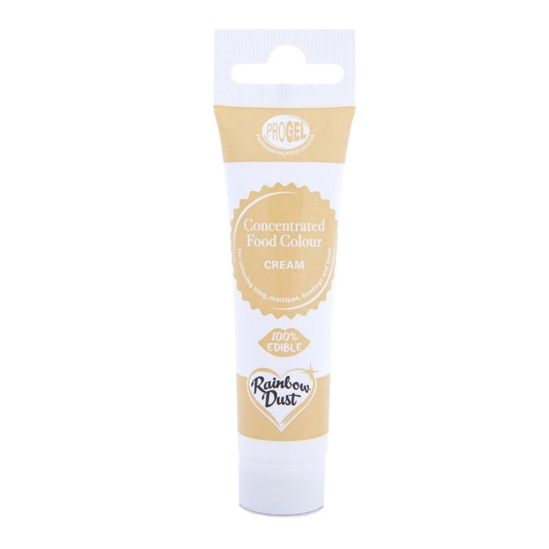 Colorant alimentaire Crème en gel