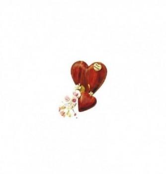 Chocolate mold heart - 170mm