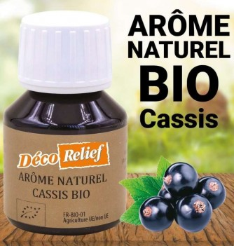 Water-soluble Organic Blackcurrant flavor