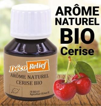Water-soluble Organic Cherry flavor