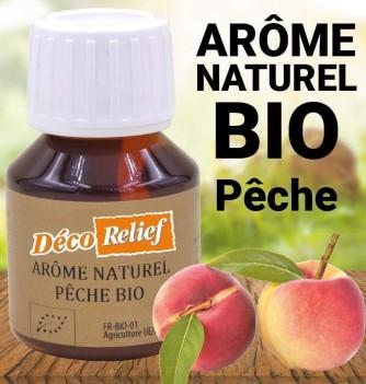 Water-soluble Organic Peach flavor