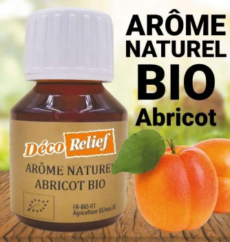 Water-soluble Organic Apricot flavor