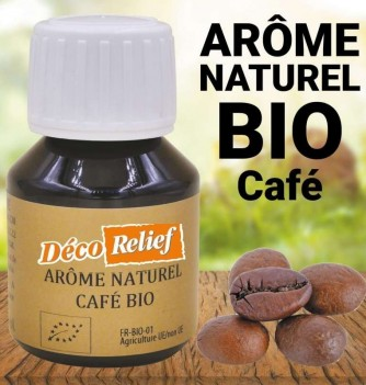 Water-soluble Organic Coffee flavor