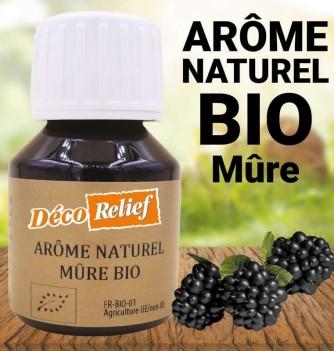 Water-soluble Organic Blackberry flavor