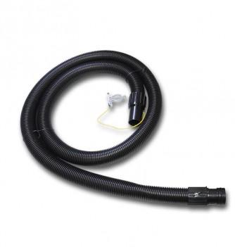 PLASTIC FLEXIBLE HOSE for vacuum cleaner 60-80L