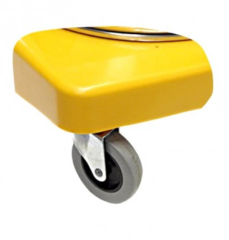 Small front wheel for vaccum cleaner 60-80 L