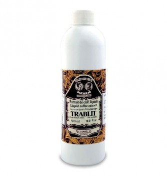 TRABLIT liquid coffee extract 500 ml