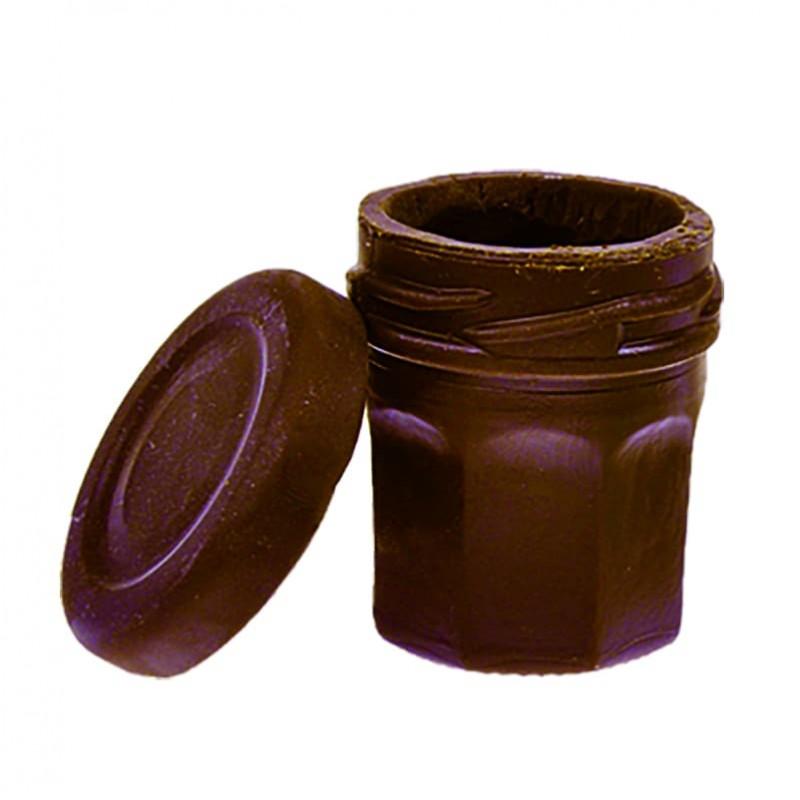 Feuille Impression Chocolat Pétale Framboise