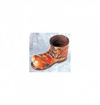 Moule Chocolat Chaussure Lacet