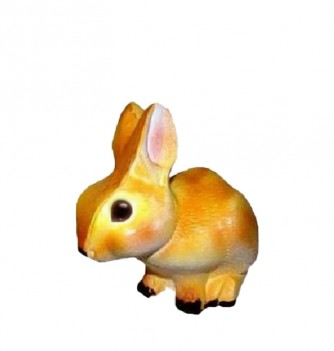 Silicone mold mother rabbit 120mm