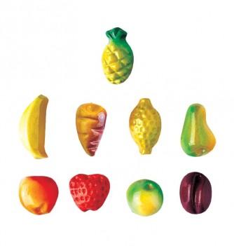 Moule Silicone 9 Fruits 30 à 40mm