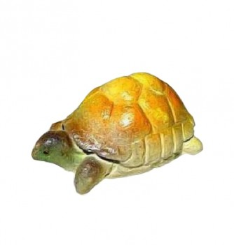 Moule Silicone Petite Tortue 50x30mm