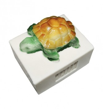 Silicone mold turtle 70x55mm