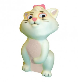 Moule Silicone Petite Chatte 110mm
