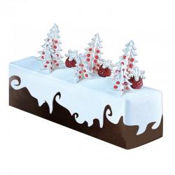 Décoration Gâteau Mini Billes Sucre Noir