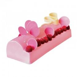 Décoration Gâteau Perle Rouge