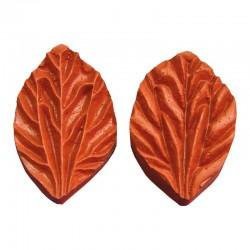 Moule Chocolat Pâques 2 Lapins Compères