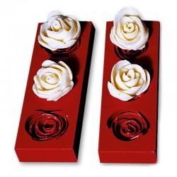 Caissettes Cupcakes Rouge en Papier
