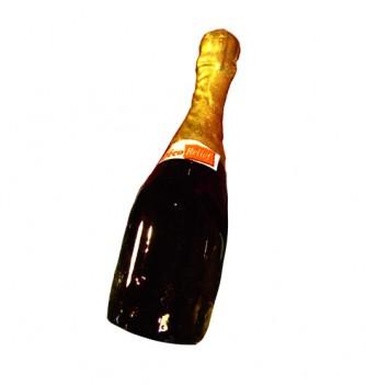 Moule Silicone Bouteille de Champagne