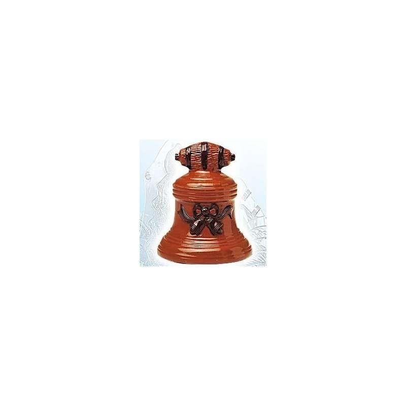 Moule chocolat demi-sphere 62x31mm