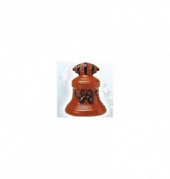 Chocolate mold bell 100mm