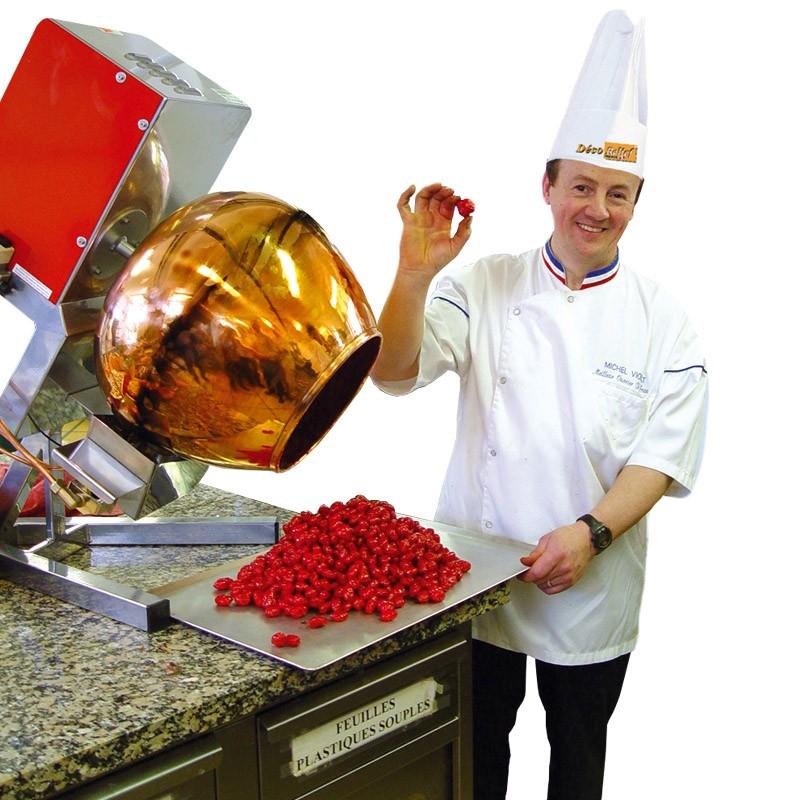 Empreinte Silicone Pâtisserie Kit Feuille Plume 150mm