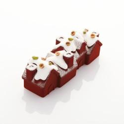 Caissettes Cupcakes Jaune Poussin