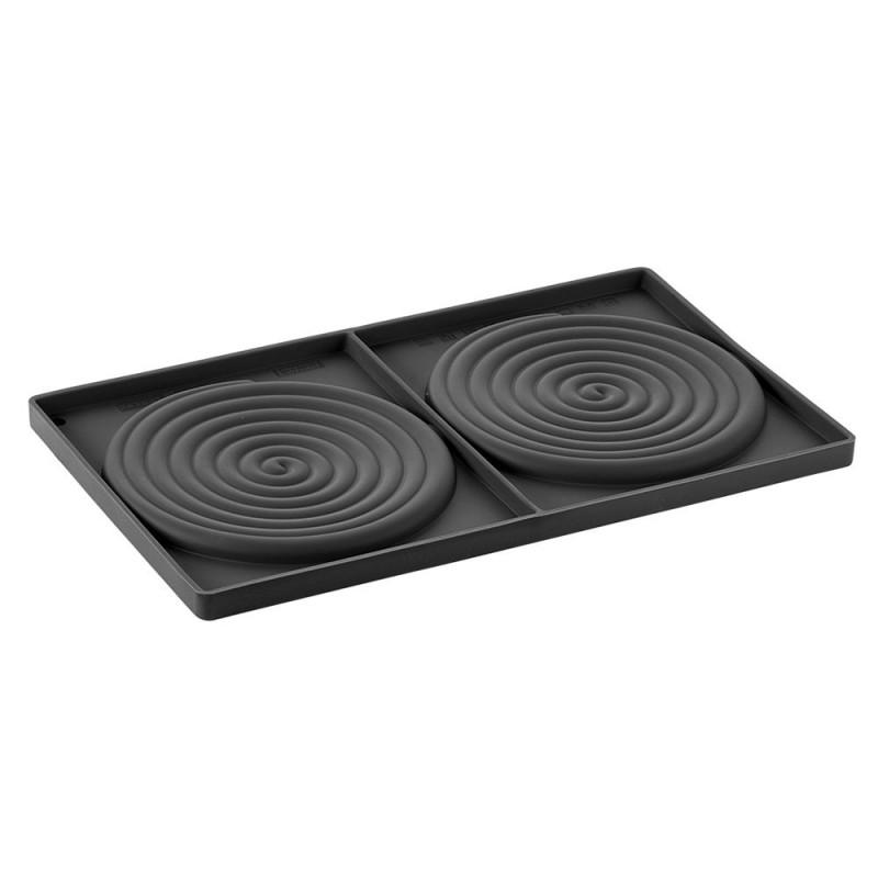 4 moules gâteaux entremets rond disque190mm