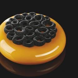 Cadre Pâtisserie Rectangulaire Extensible Inox