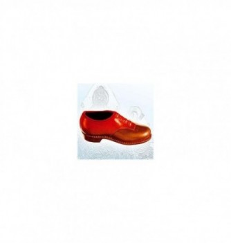 Chocolate mold 180mm shoe for man