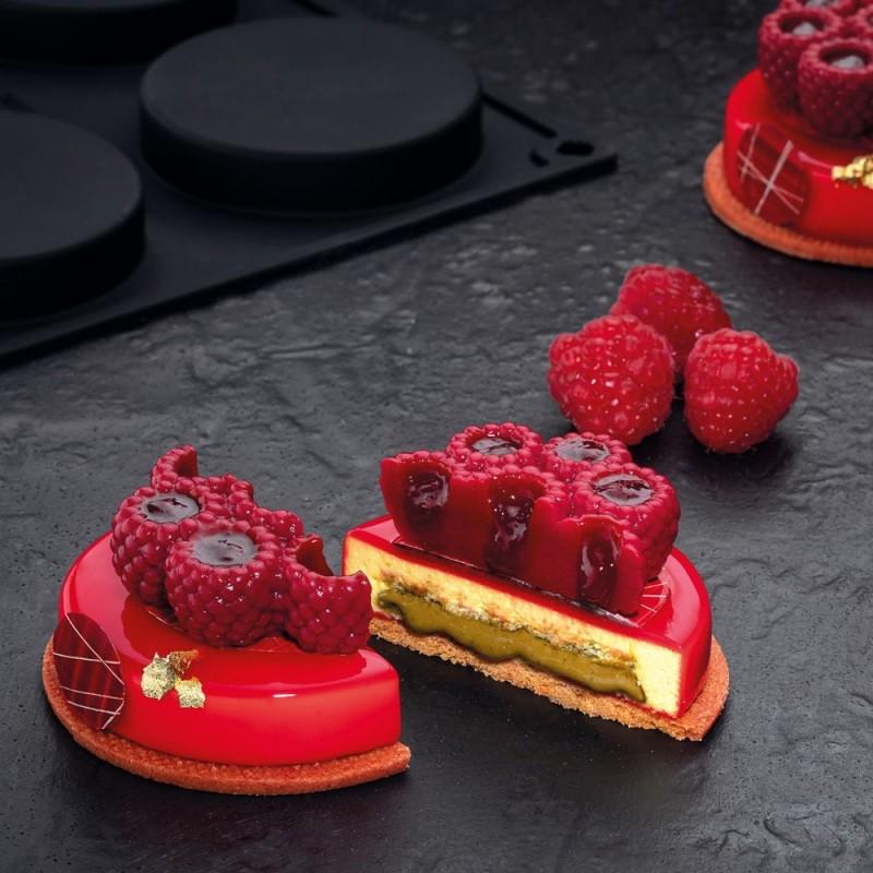 Moule a Cake Silicone 9pcs Décoflex