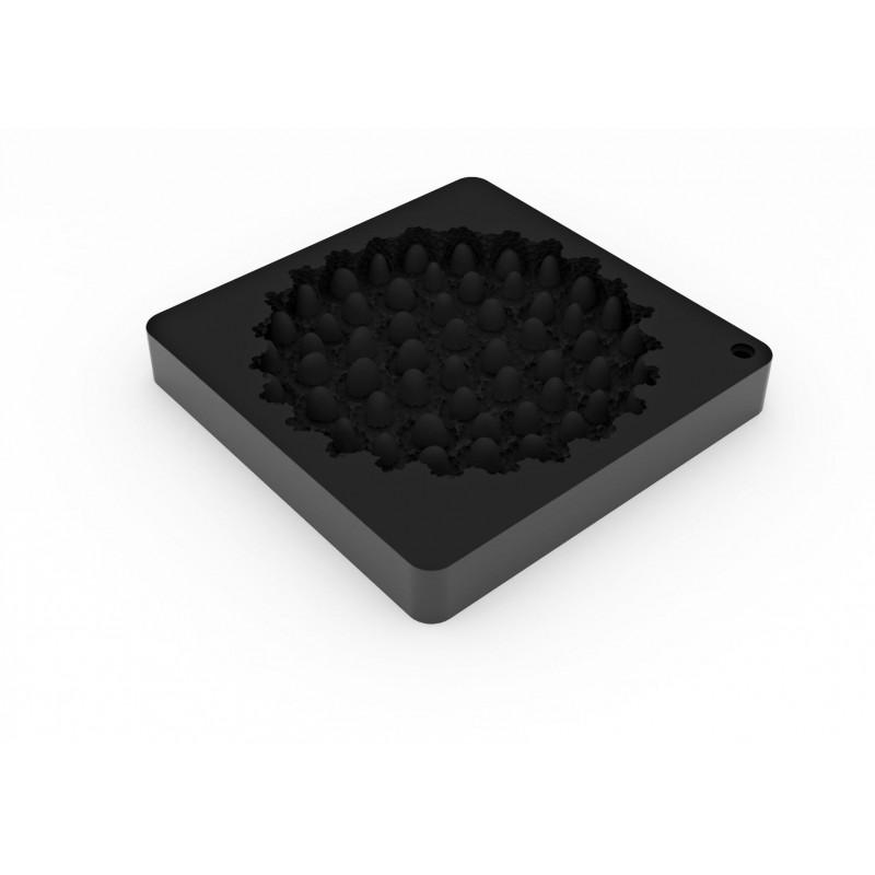 Tapis Silicone Pâtisserie Micro-Perforé Spécial Eclairs