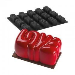 Lot de 60 Caissettes Cupcakes Père Noël