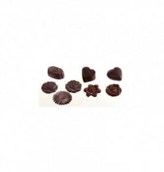 Moule Friture Chocolat Assortiment pour la Saint Valentin