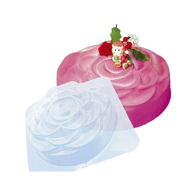 50 tiges pour roses pâte d'amande