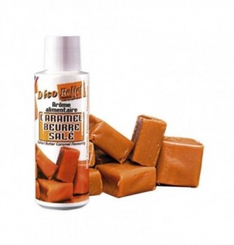 Concentrated Food Flavoring - Salted Butter Caramel