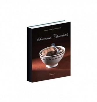 Livre de Recettes Chocolat Souvenirs Chocolatés