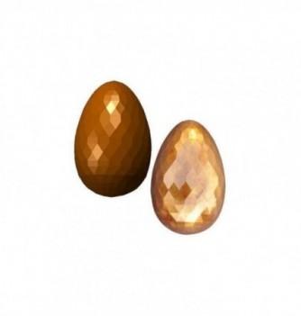 Chocolate mold 3 diamond eggs 110mm