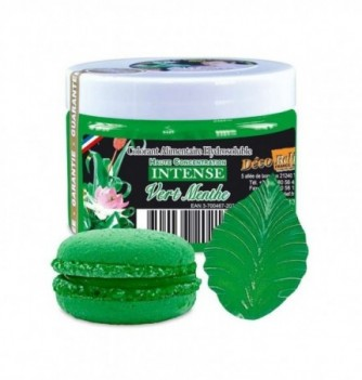 Concentrated Food Color - Mint Green - 50 gr