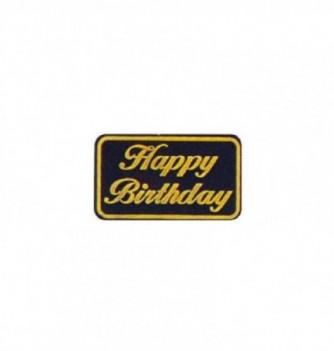Silicone mold logo happy birthday
